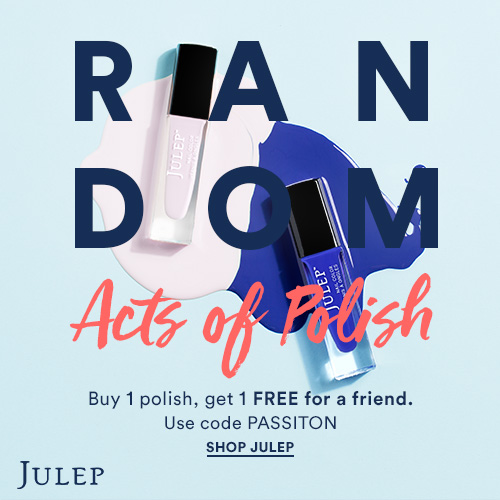 Free Julep Polish! Buy One Get One #FREE