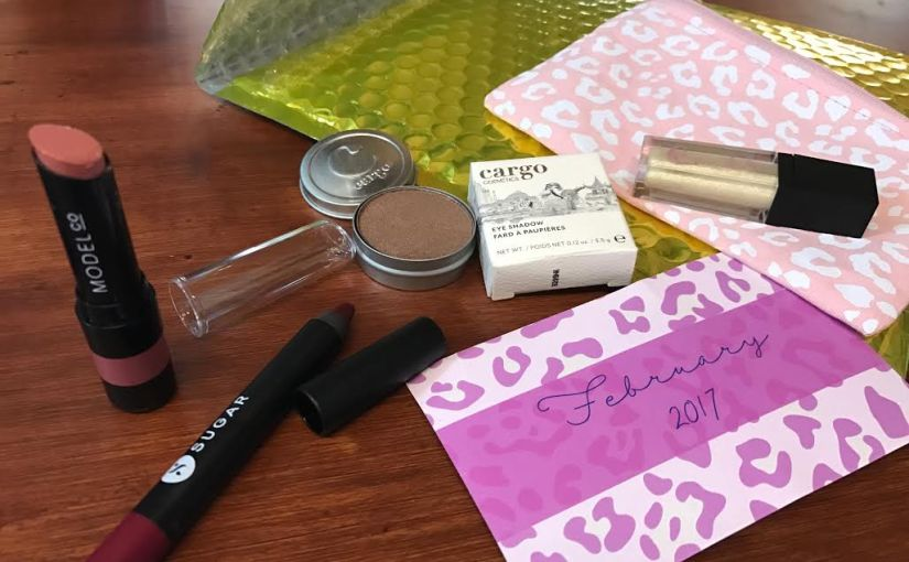 *OMG* Got my Lip Monthly Bag Today! I can't believe I got all this for $5!