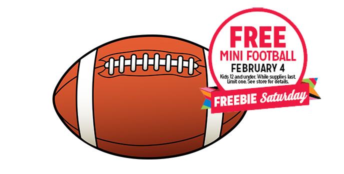 Free Mini Football Kids Under 12 – Feb.4th