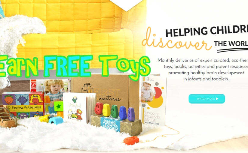 Possible FREE Edjucational & Eco Friendly Toys!