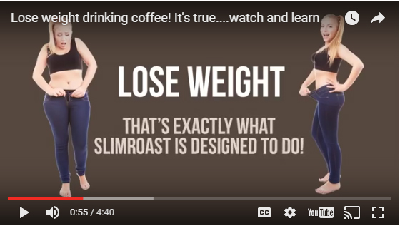 Get a free sample of Slim Roast Coffee Weight Loss Aid