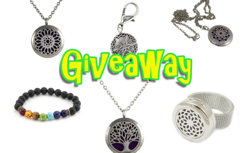 *Giveaway Alert* Essential Oil Products Weekly Giveaway