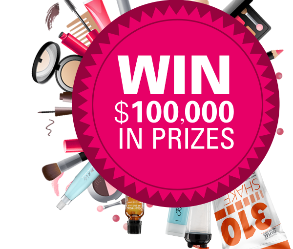Win $100,000 in Prizes