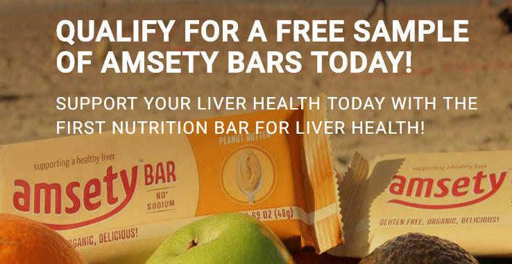 Get a free AmsetyBar