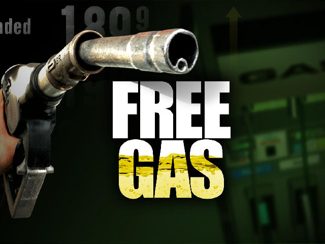 Enter to win free gas! *Giveaway Alert*