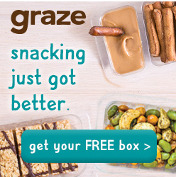 Free 4 Snack Sampler Box From Graze