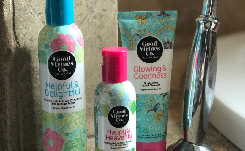 Free full size samples from the Good Virtues Co – Organic Beauty and Bath Products