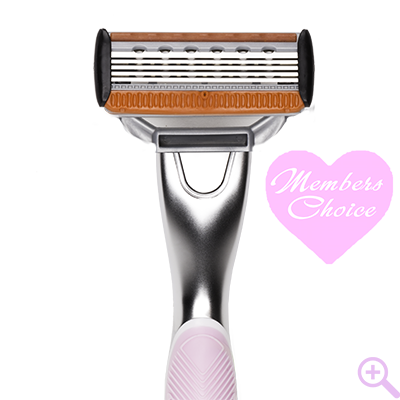 How to save on premium razors and get out of paying the pinktax!