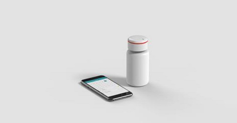 Get a free Pillsy Smart Pill Bottle