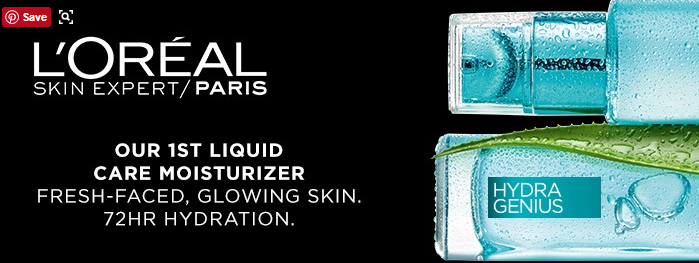 Free L'Oreal Paris Liquid Moisturizer Sample