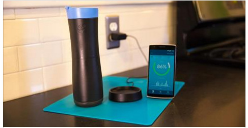 This is really cool! Snag a smart water bottle – here's how!