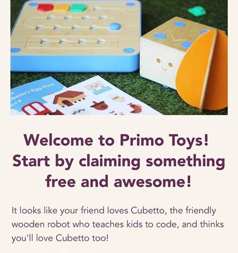 How to get free educational toys for your kids! *This is pretty cool*
