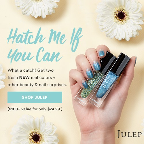Julep Mystery Box Deal – Pretty Sweet!