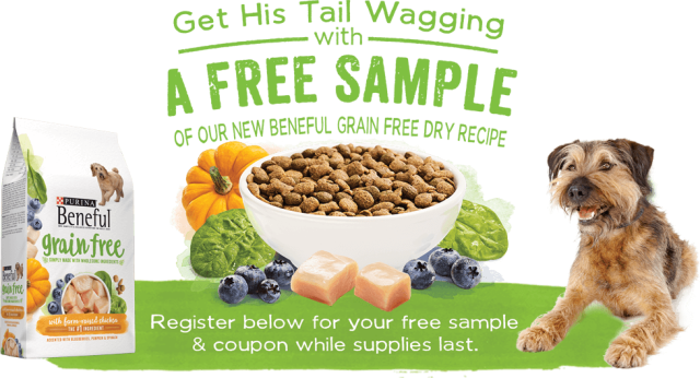 Free Beneful Dog Food