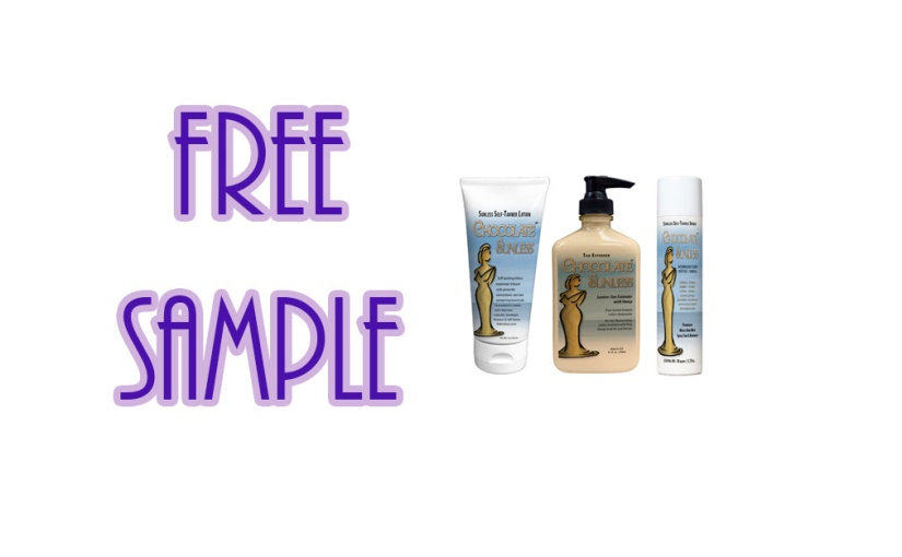 Free tanning lotion anyone? Summer is right around thecorner!