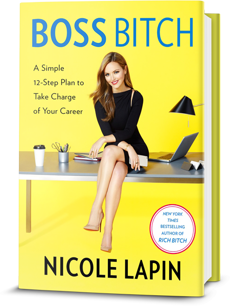 Boss Bitch by Nicole Lapin