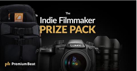 Hurry! Free camera gear giveaway!