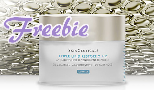 Freebie – Ceuticals Triple Lipid Restore 2:4:2 anti-agingcream