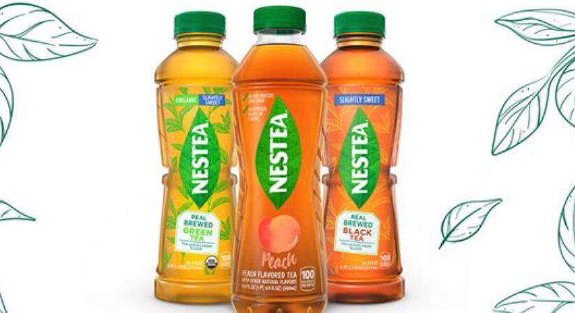 Free bottle of Nestea – New flavor