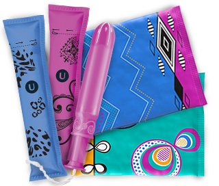 Hurry! This is back again! U By Kotex!