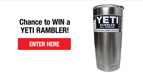 *Giveaway* Try your luck at getting a free Yedi Tumbler! 2 winners will be selected!