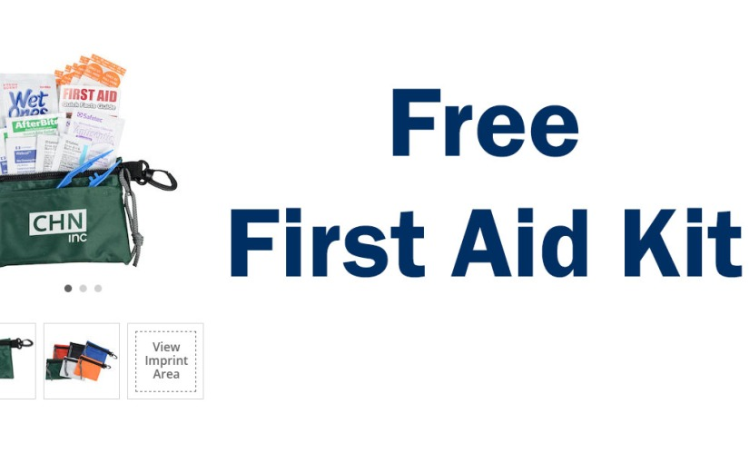Free first aid kit!