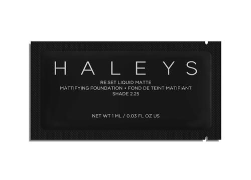 Hurry ladies! 2 Free Haley's foundation #makeup