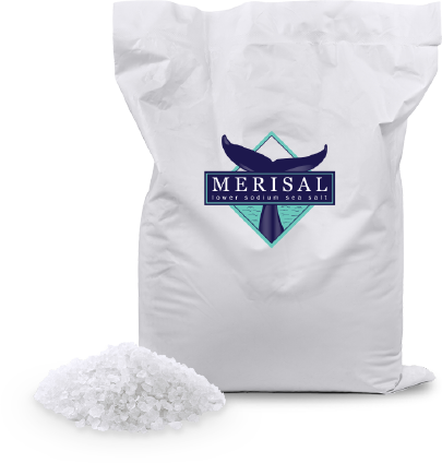 Merisal Lower Sodium Sea Salt