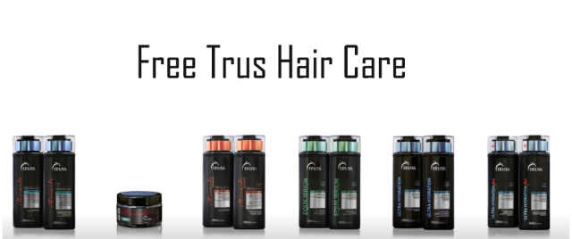 FREE Trus Hair Care