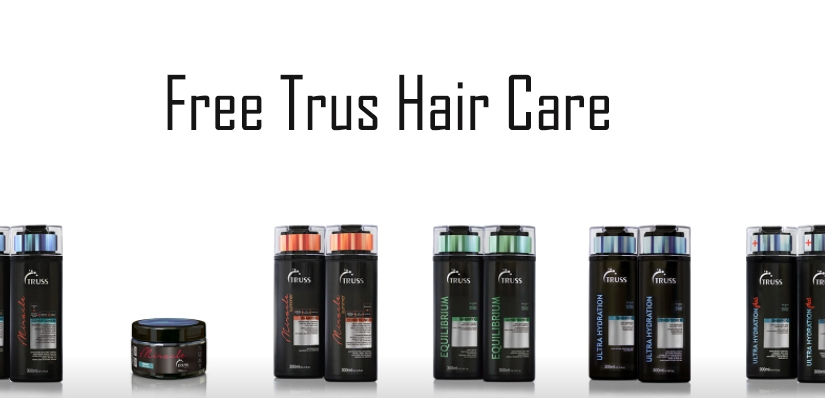 Free Trus Hair Care Sample