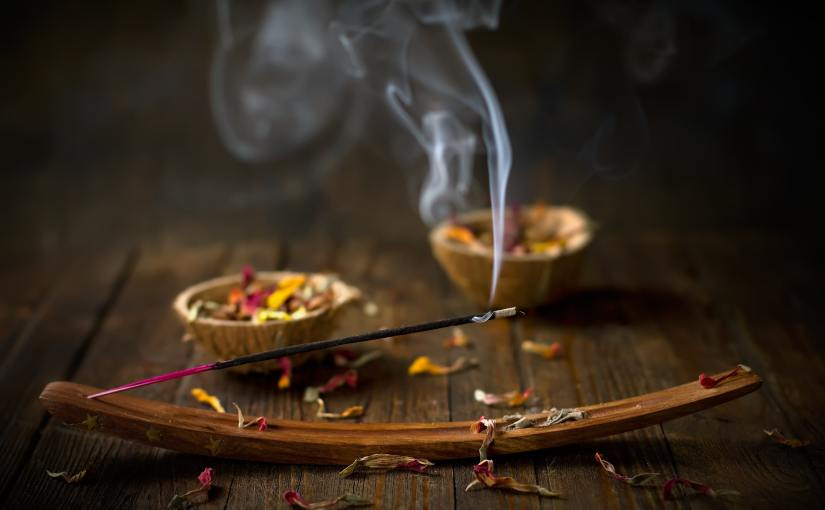 Totally free incense from Incense Zen!