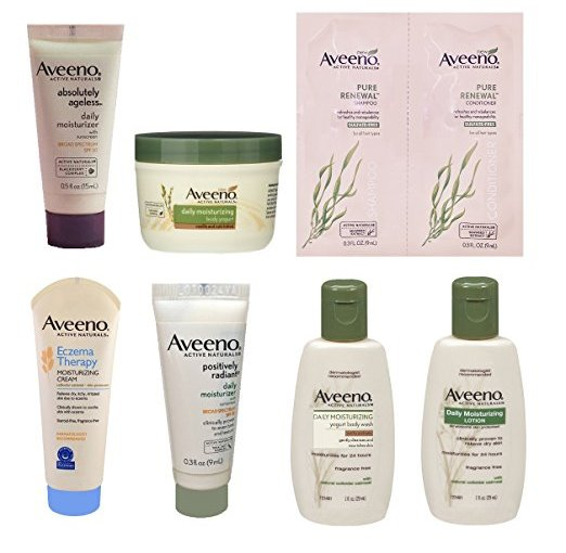 Free Aveeno Sample Box (after $7.99 Credit)