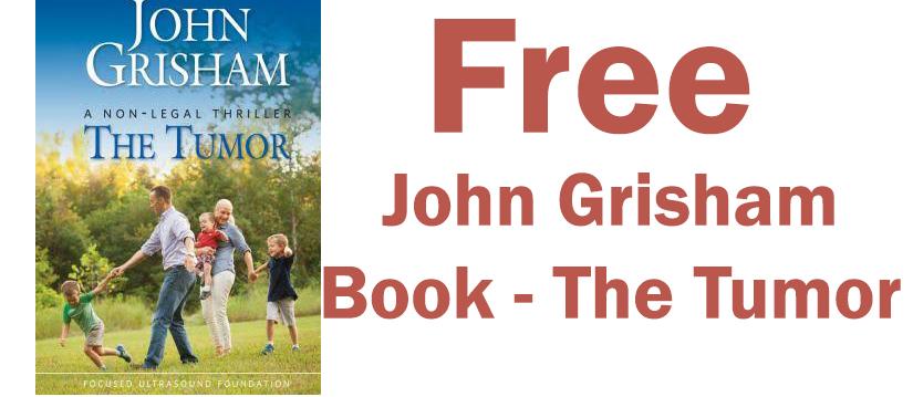 Free John Grisham book – TheTumor