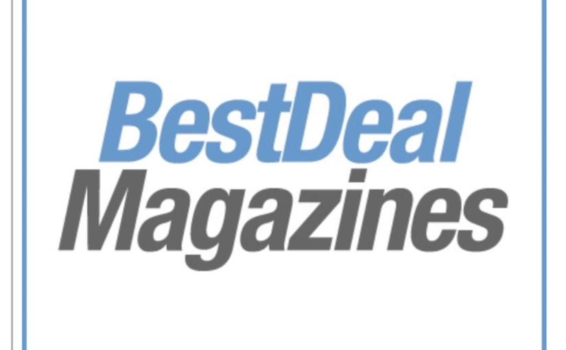 One day only! Deeply discounted magazine subscriptions!
