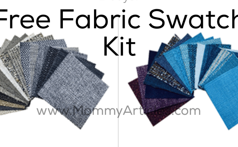 Get a free fabric swatch kit | Perfect for crafting