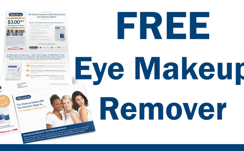 Free Eye Makeup Remover