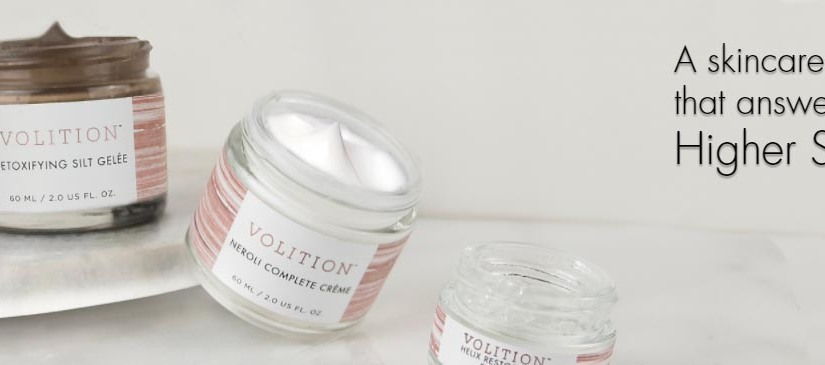 FREE Volition Brand skin care sample | This is a new product line that will be sold inSephora