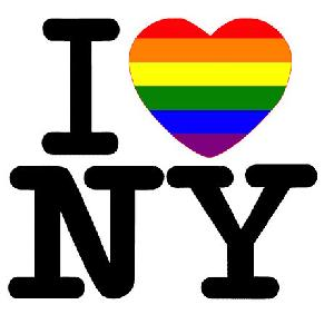 Free I LGBT Sticker & Tour Guide Maps