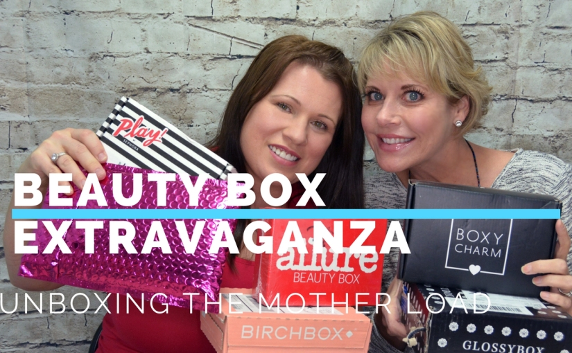 Beauty Box Extravaganza