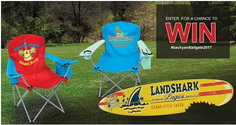 Enter to win the RIO Brand Backyard Tailgate Giveaway!